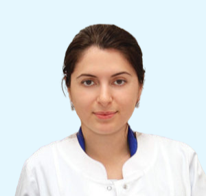 Гаджиева Саида Мердановна