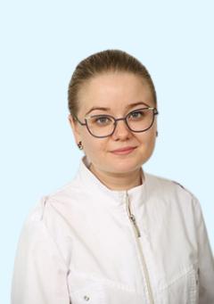 Гордеева Ольга Олеговна