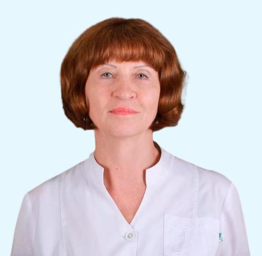 Россоха Елена Ивановна