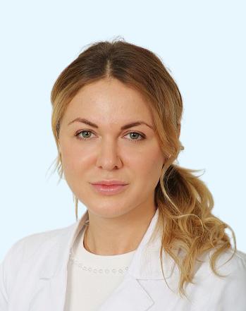 Афанасьева Кристина Владимировна